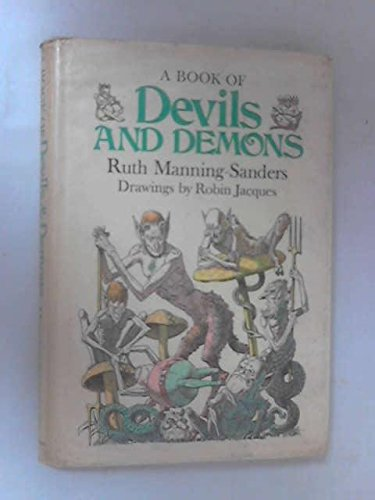 A Book of Devils and Demons: Ruth Manning-Sanders