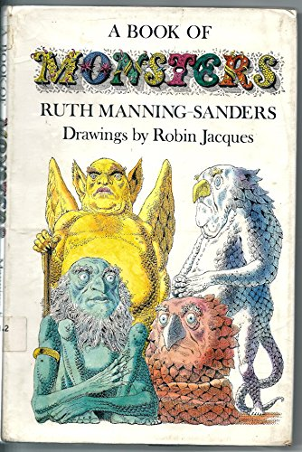 Book of Monsters: 2: Manning-Sanders, Ruth
