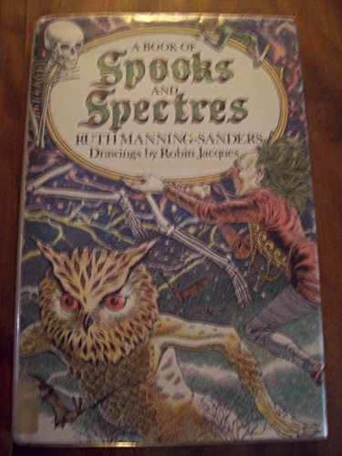9780525270454: A Book of Spooks and Spectres