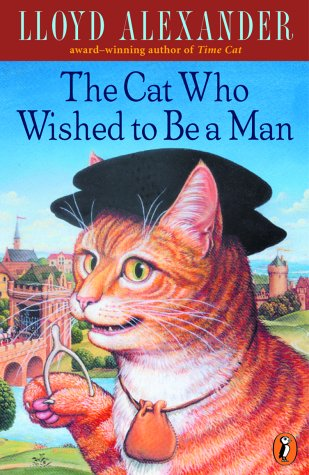 9780525275459: Alexander Lloyd : Cat Who Wished to be A Man (Hbk)