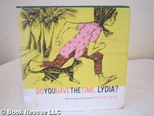 9780525287902: Do you have the time, Lydia?