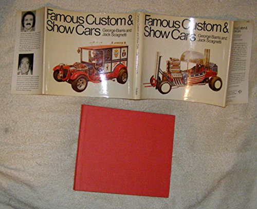 Famous Custom and Show Cars (0525296107) by Jack Scagnetti; George Barris