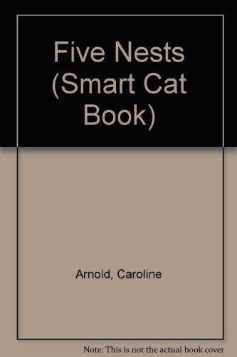 9780525297604: Five Nests: 2 (Smart Cat Book)
