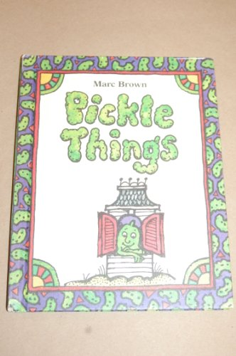 9780525310273: Pickle Things