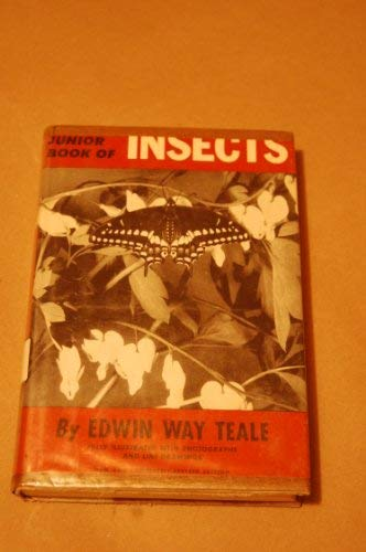 The Junior Book of Insects (0525329250) by Edwin Way Teale