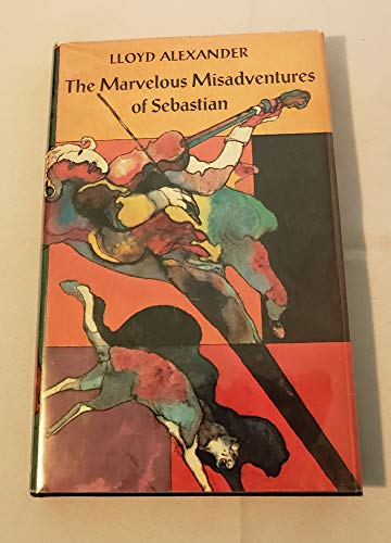 9780525347392: The Marvelous Misadventures of Sebastian: Grand Extravaganza Including a Performance by the Entire Cast of the Gallimaufry Theatricus