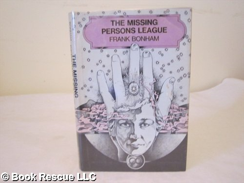 9780525350309: The Missing Persons League