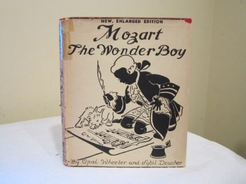 9780525353041: Mozart, the Wonder Boy