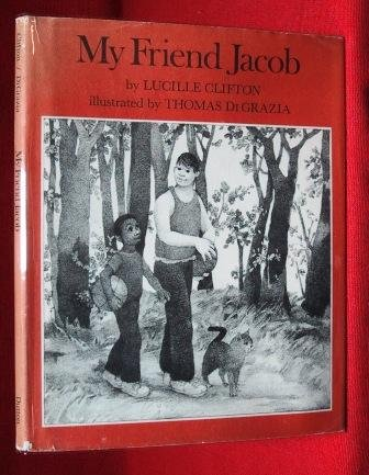 My Friend Jacob: 2 (0525354875) by Clifton, Lucille