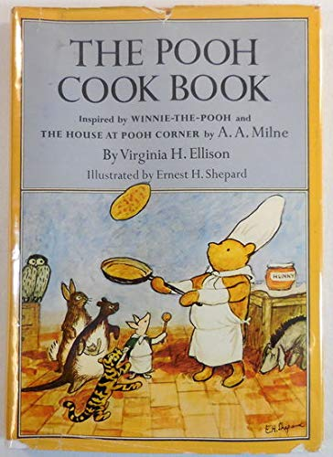 THE POOH COOK BOOK : Inspired By: Ellison, Virginia H.