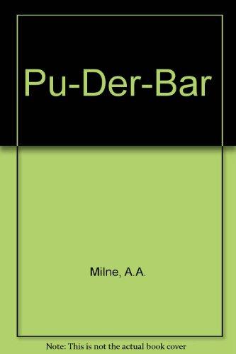 9780525379119: Pu-Der-Bar