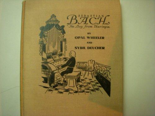 9780525389309: Sebastian Bach: Boy from Thuringia