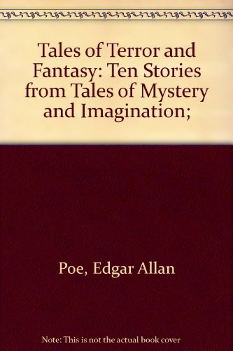 9780525407508: Tales of Terror and Fantasy: Ten Stories from
