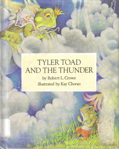 9780525417958: Tyler Toad and the Thunder