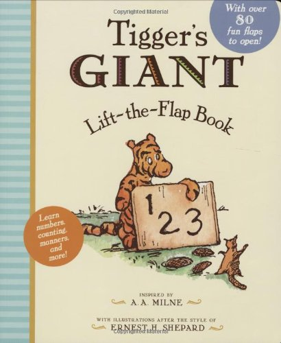 9780525420903: Tigger's Giant Lift the Flap (Winnie-the-Pooh)