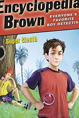 9780525421009: Encyclopedia Brown, Super Sleuth
