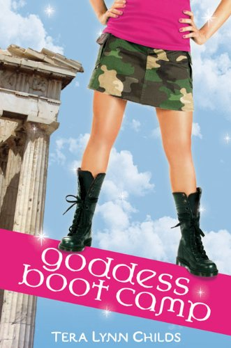 9780525421344: Goddess Boot Camp (Oh. My. Gods.)