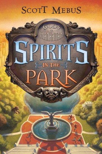 9780525421481: Gods of Manhattan 2: Spirits in the Park