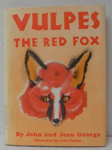 9780525421542: Vulpes: The Red Fox