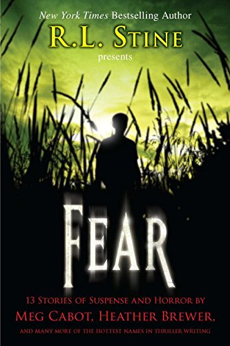 9780525421689: Fear: 13 Stories of Suspense and Horror