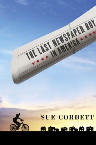 9780525422051: The Last Newspaper Boy in America