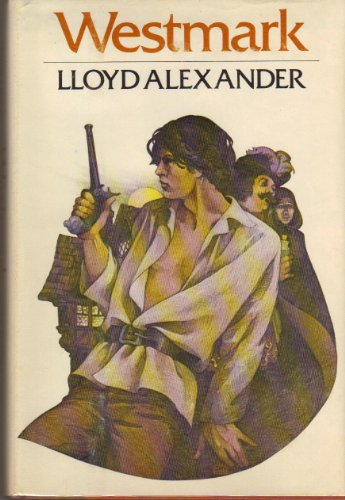 Westmark (The Westmark Trilogy): Lloyd Alexander, SIGNED,