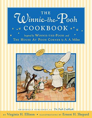 Winnie the Pooh Cookbook