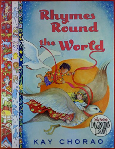 9780525423614: Rhymes Round the World