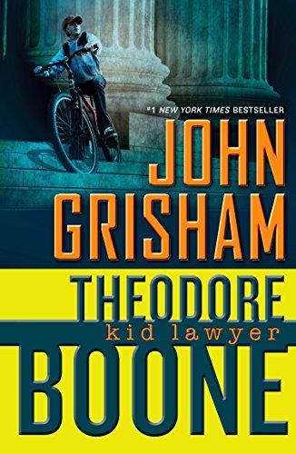 9780525423843: Theodore Boone: Kid Lawyer