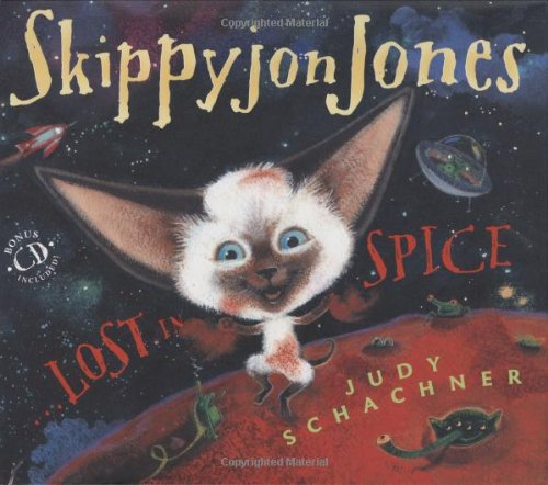 9780525425694: Skippyjon Jones, Lost in Spice
