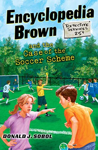 9780525425823: Encyclopedia Brown and the Case of the Soccer Scheme