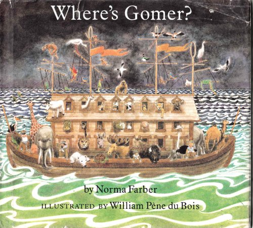 Where's Gomer?: Farber, Norma