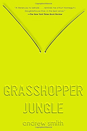 9780525426035: Grasshopper Jungle