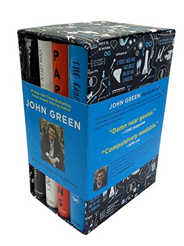 John Green HB Box Set: *NOT the signed editions*: John Green