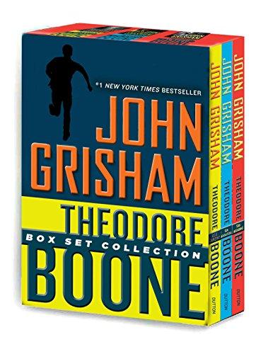 9780525426370: Theodore Boone Box Set