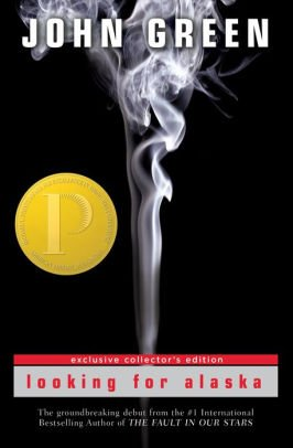 Looking for Alaska Exclusive Collector's Edition **SIGNED: Green, John