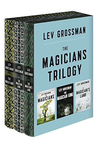 9780525427346: The Magicians Trilogy Boxed Set: The Magicians; The Magician King; The Magician's Land