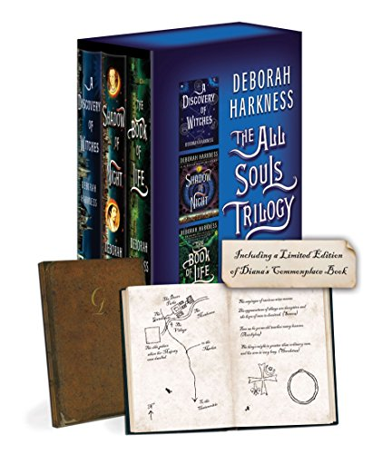 9780525427964: The All Souls Trilogy Boxed Set: A Discovery of Witches/Shadow of Night/The Book of Life [With Diana's Commonplace Book Ltd/E]