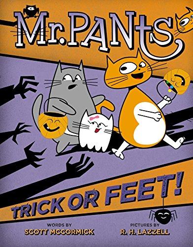 9780525428114: Mr. Pants: Trick or Feet!