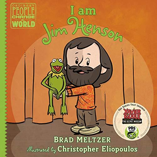 9780525428503: I am Jim Henson (Ordinary People Change the World)