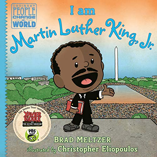9780525428527: I am Martin Luther King, Jr. (Ordinary People Change the World)