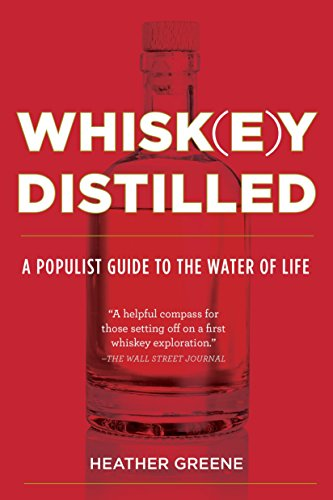 9780525429784: Whiskey Distilled: A Populist Guide to the Water of Life
