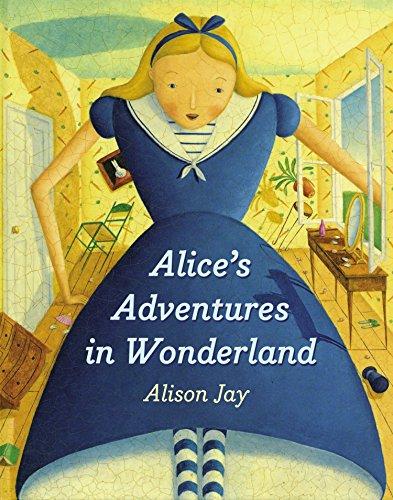 9780525429791: Alice's Adventures in Wonderland board book
