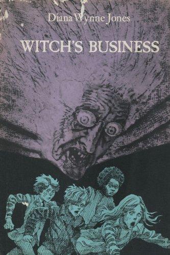 Witch's business (9780525430889) by Jones, Diana Wynne