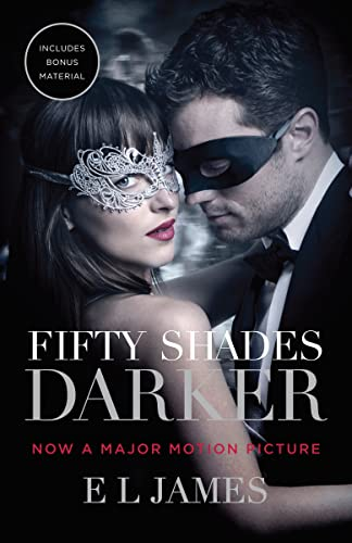 Fifty Shades Darker (Movie Tie-in Edition): Book: James, E L