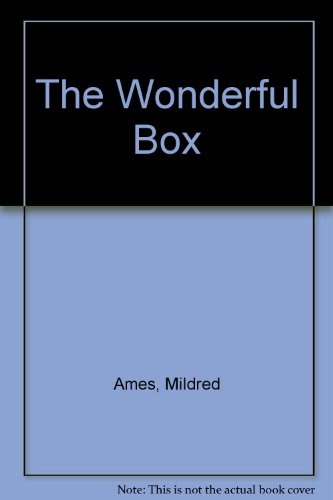 9780525432005: The Wonderful Box