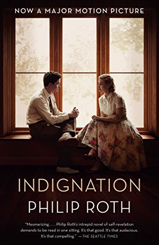 9780525432845: Indignation (MTI) (Vintage International)