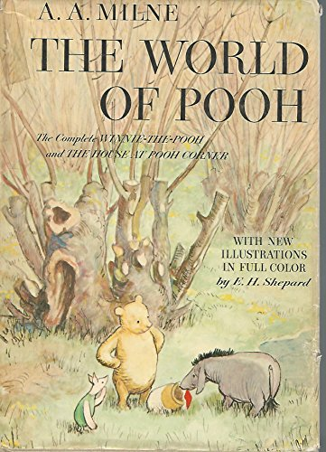 9780525433200: Milne & Shepard : World of Pooh (Hbk)