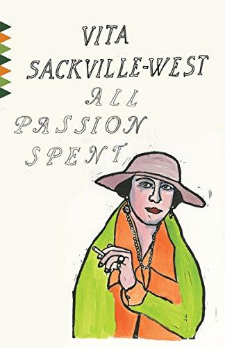 9780525433972: All Passion Spent (Vintage Classics)