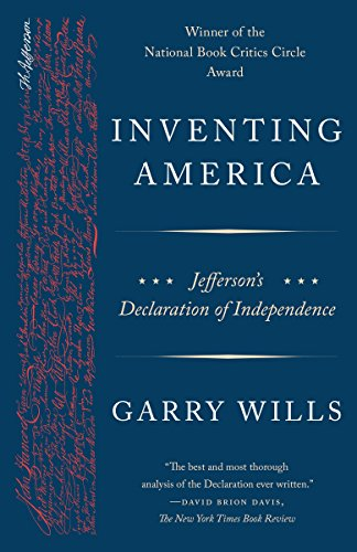 9780525435976: Inventing America: Jefferson's Declaration of Independence
